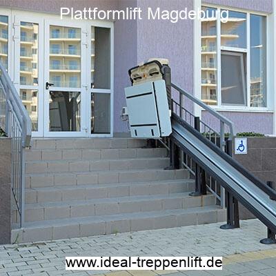 Plattformlift neu, gebraucht oder zur Miete in Magdeburg