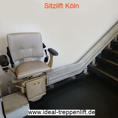 Sitzlift neu, gebraucht oder zur Miete in Köln