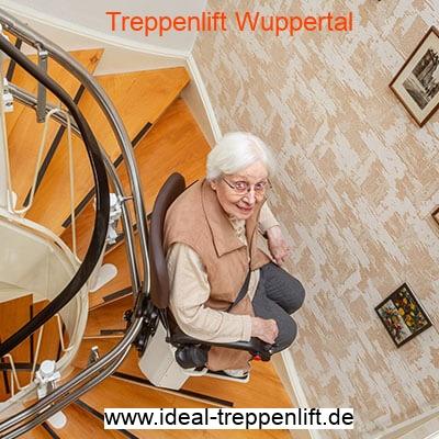 Treppenlift-Wuppertal Logo