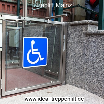 Hublift neu, gebraucht oder zur Miete in Mainz