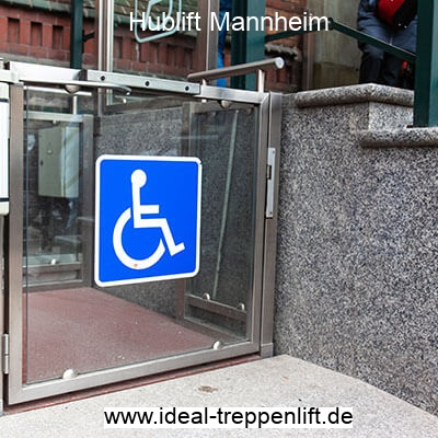 Hublift neu, gebraucht oder zur Miete in Mannheim